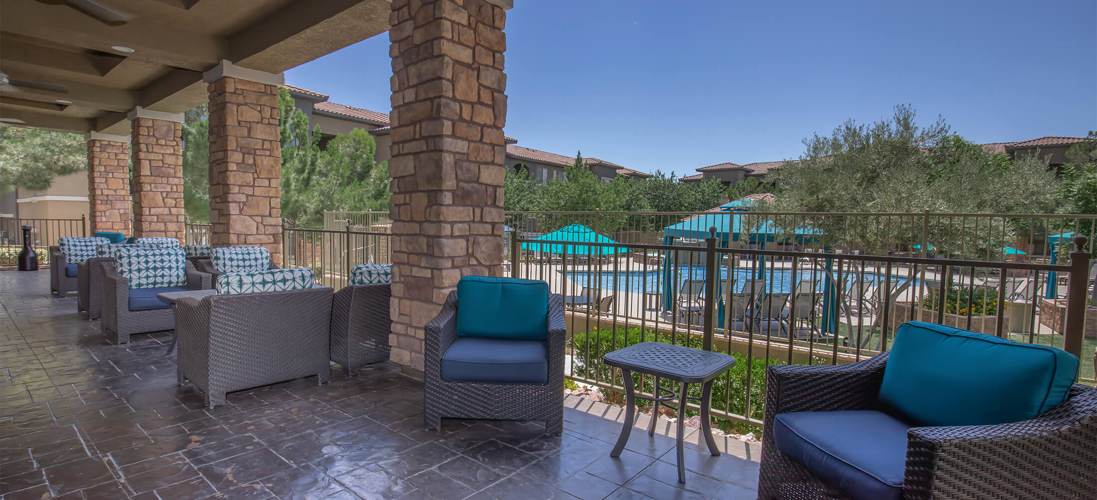 The Pavilions At Providence Apartments Apartments In Las